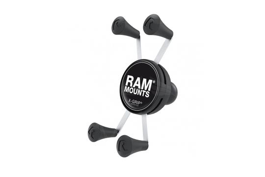 RAM X-Grip Universal Holder with 1'' Ball