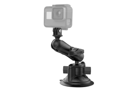 RAM Siurbtukas GoPro kameroms / Mount GoPro Suction Base