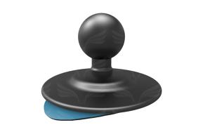 RAM FLEX Adhesive Mount SYST 1'' Ball