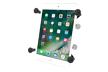 RAM X-Grip Universal Tablet HLDER with 1'' Ball