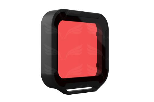 PolarPro GoPro Hero5/6/7 Super Suit raudonas filtras / Red Filter