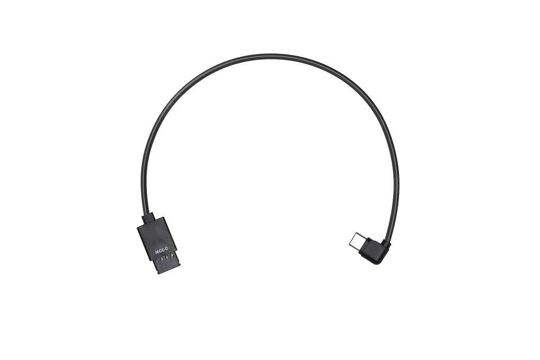 DJI Ronin-S Multi-Camera valdymo laidas / Control Cable (Type-C) / Part 5