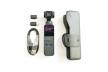 Naudota DJI Osmo Pocket kamera