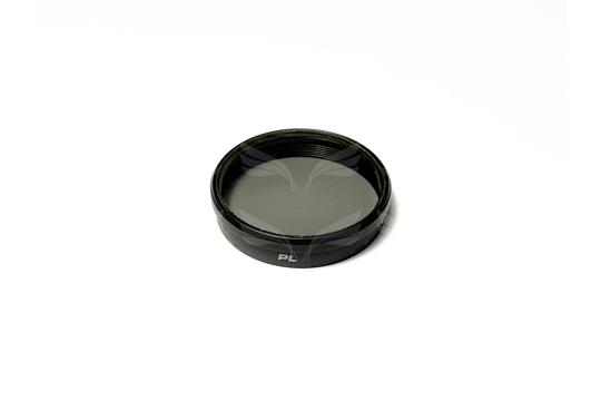 Naudotas PolarPro PL filtras, skirtas Phantom 3/4 dronams