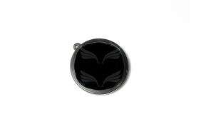 Naudotas PolarPro HERO4/3 ND filtras ant apsauginio įdėklo