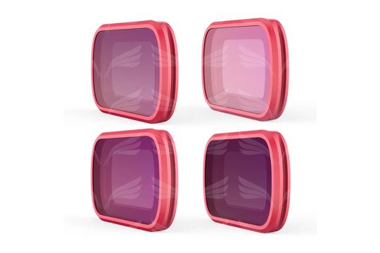 PGYTECH Osmo Pocket filtrų komplektas / Filter for OSMO POCKET - ND SET (Professional) (ND8 16 32 64)