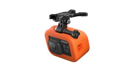 GoPro HERO8 Black įsikandamas laikiklis + plūduras / Bite Mount + Floaty