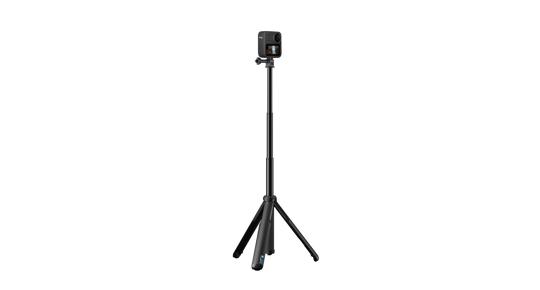 GoPro MAX kameros laikiklis + trikojis / Grip + Tripod