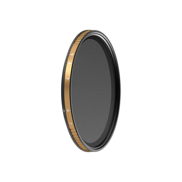 PolarPro Variable ND Filter (67mm 6-9 Stop Filter)