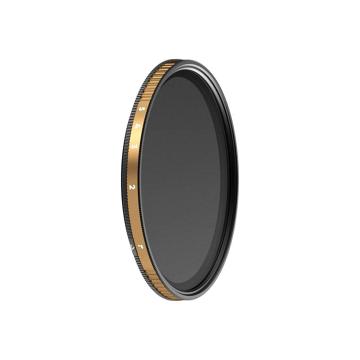 PolarPro Variable ND filtras (77mm 2-5 Stop Filter) / Peter McKinnon Edition