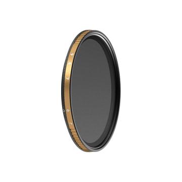 PolarPro Variable ND filtras (82mm 6-9 Stop Filter ) / Peter McKinnon Edition