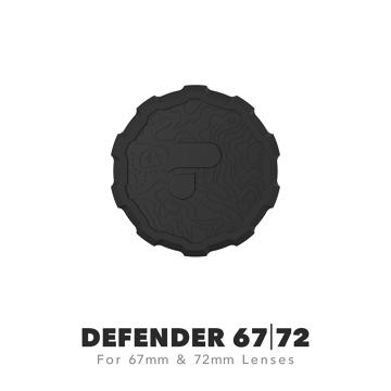 PolarPro apsauginiai lęšių dangteliai / Defender 67mm-72mm