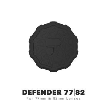 PolarPro apsauginiai lęšių dangteliai / Defender 77mm-82mm
