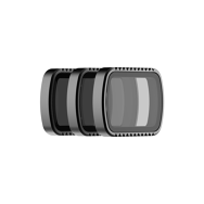 PolarPro Standard Series filtrai skirti DJI Osmo Pocket / Filter 3-pack