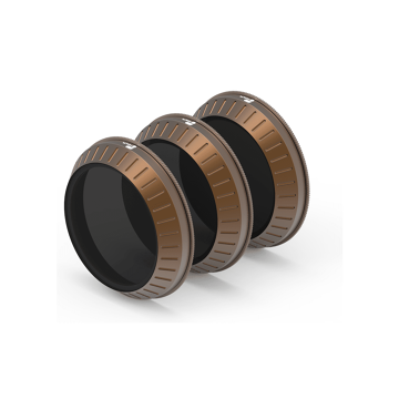 DJI Zenmuse X4S filtrai - Cinema Series - VIVID Collection (ND4/PL, ND8/PL, ND16/PL)