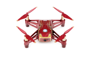 Ryze Tech Tello Toy drone (Iron Man Edition)