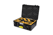 HPRC2500 dėklas / lagaminas DJI Ronin-SC stabilizatoriui