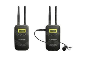 Saramonic VmicLink5 (TX+RX) bevielė garso įrašymo sistema / HiFi Wireless System