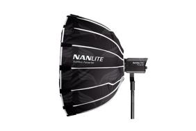 NanLite PARABOLIC SOFTBOX 90cm šviesdėžė Forza500/300/60 LED šviestuvams