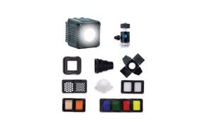 Lume Cube 2.0 apšvietimo rinkinys / Portable Lighting Kit Plus+