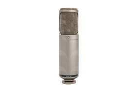 "Rode K2 mikrofonas / Variable Pattern Dual 1"" Condenser Valve Microphone"