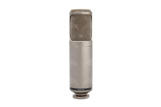 "Rode K2 mikrofonas / Variable Pattern Dual 1"" Condenser Valve Microphone"