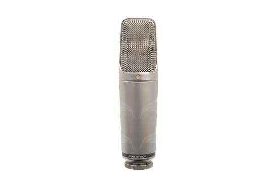 "Rode NT1000 mikrofonas / 1"" Studio Condenser Microphone"