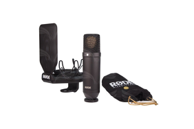 "Rode NT1 mikrofonas / 1"" Cardioid Condenser Microphone"