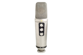 "Rode NT2000 mikrofonas / Seamlessly Variable Dual 1"" Condenser Microphone"