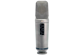 "Rode NT2-A mikrofonas / Multi-Pattern Dual 1"" Condenser Microphone"