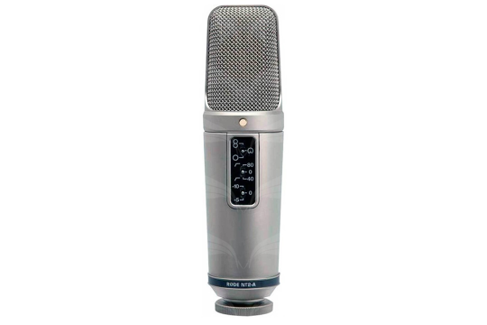 "Rode NT2-A mikrofonas / Multi-Pattern Dual 1"" Condenser Microphone"