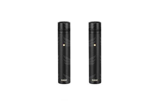 Rode TF-5 suderinta mikrofonų pora / Premium matched pair condenser cardioid microphones