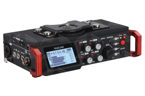 Tascam DR-701D 6 takelių rašiklis / 6-track Recorder for Video Production