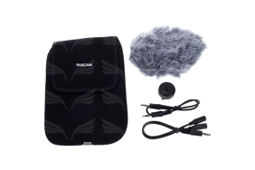 Tascam AK-DR11C aksesuarų rinkinys / Accessories package suitable for use with the DR series