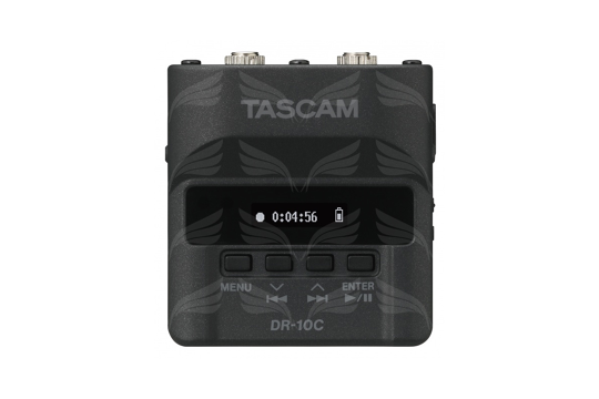 Tascam DR-10CS rekorderis lavalier mikrofonams / Micro linear PCM recorder for lavalier microphones