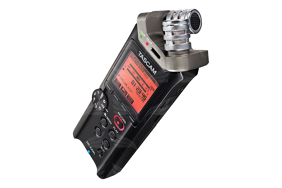 Tascam DR-22WL rankinis rekorderis / Portable Handheld Recorder with Wi-Fi