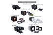 Lume Cube 2.0 apšvietimo rinkinys / Professional Lighting Kit