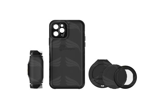 PolarPro iPhone 11 Pro telefono fotografijos rinkinys / Photography Kit