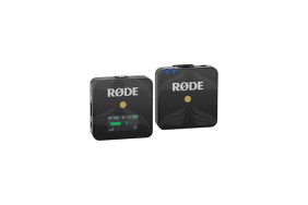 Rode Wireless GO bevielių mikrofonų sistema / Compact Wireless Microphone System
