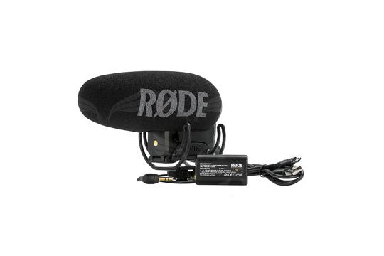 Rode VideoMic Pro+ mikrofonas / Compact Directional On-camera Microphone