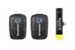 Saramonic Blink 500 B4 (TX+TX+RX Di) 2 to 1 - 2,4 GHz bevielė garso įrašymo sistema iPhone telefonui