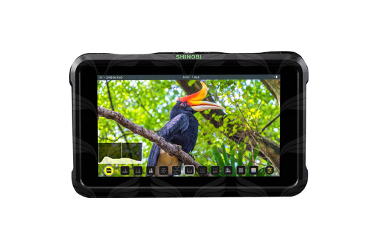"Atomos Shinobi 5"" monitorius / 4K HDMI Monitor"