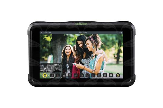 "Atomos Shinobi SDI 5"" monitorius / 3G-SDI & 4K HDMI Pro Monitor"