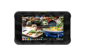 "Atomos Shogun 7 7"" įrašomasis monitorius / HDR Pro/Cinema Monitor Recorder Switcher"