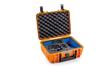 B&W Type 1000 kietas lagaminas GoPro HERO8 veiksmo kamerai / Waterproof Outdoor Case