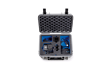 B&W Type 1000 kietas lagaminas GoPro HERO8 veiksmo kamerai / Waterproof Outdoor Case (grey)