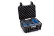 B&W Type 3000 kietas lagaminas GoPro HERO8 veiksmo kamerai / Waterproof Outdoor Case (black)