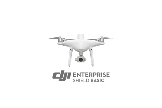 DJI Enterprise Shield Basic draudimas Phantom 4 RTK dronui