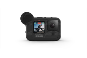 GoPro HERO9 Black prijungiamas mikrofonas / Media Mod