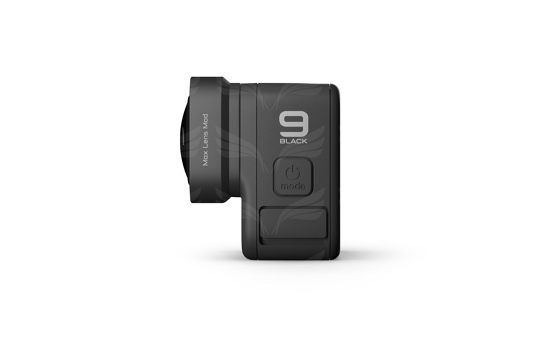 GoPro HERO9 Black kameros Max lęšis / Max Lens Mod